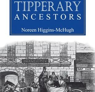 """New Title """"Tracing your Tipperary Ancestors"""" now available"""
