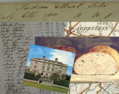 Residents of Abbeyleix area, Laois  (Queen's County) in 1801