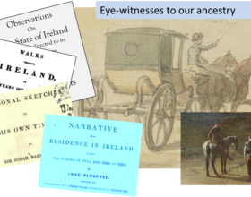 Eye-witnesses to our ancestors:Travellers' writings